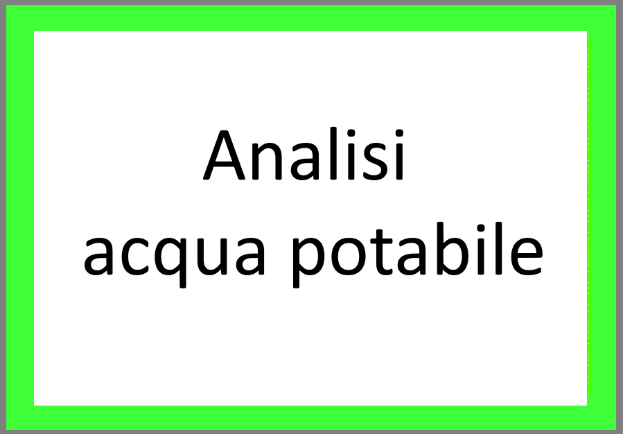 analisi_acqua_potabile